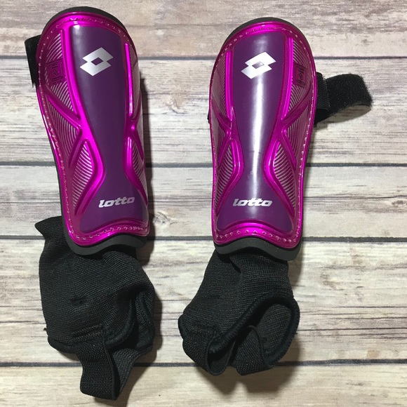 lotto Other - Lotto Girls  Soccer Shin Guards 5fc24231448d